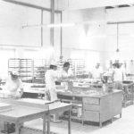 Bäcker Bachmeier Mitarbeiter (schwarz-weiß)