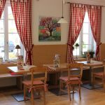 Bäcker Bachmeier Pilsting Sitzbank