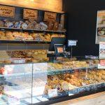 Bäcker Bachmeier Marktl Theke nah