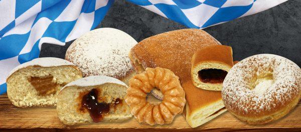 Bäcker Bachmeier's Schmalzgebäck