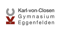 Bäcker Bachmeier Karl von Closen Gymnasium Eggenfelden Logo