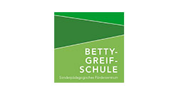 Bäcker Bachmeier Betty Greif Schule Logo