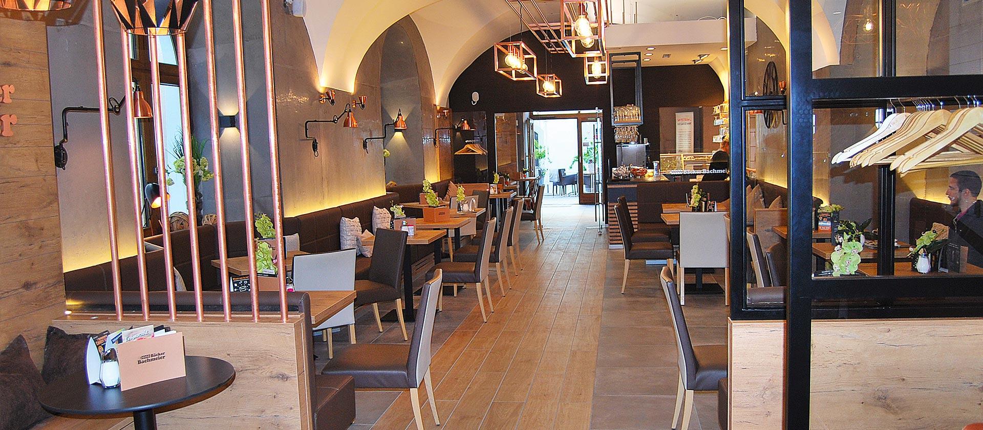 Cafe Deggendorf Bäcker Bachmeier