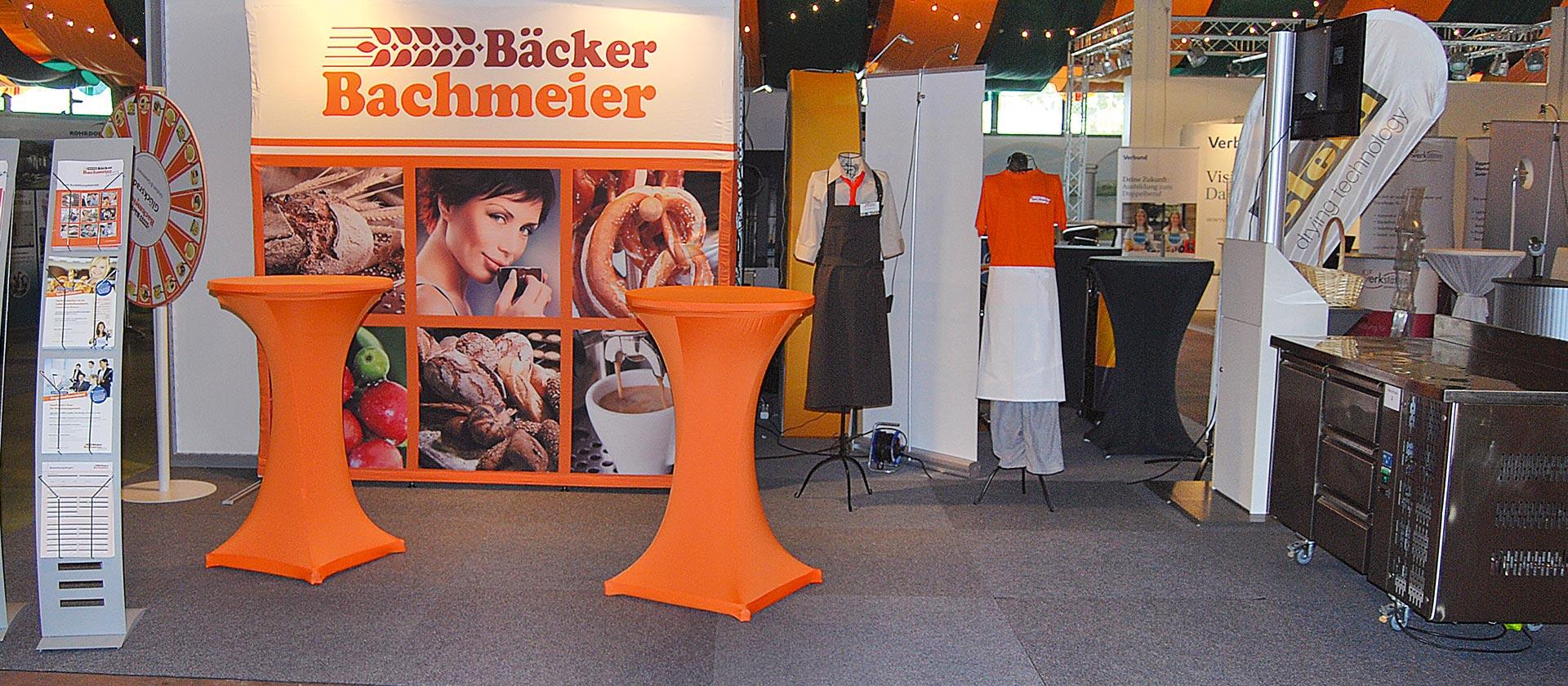 Messe Bäcker Bachmeier